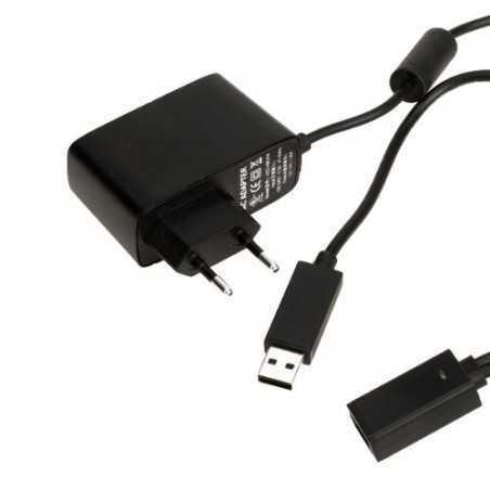 usb ac adaptateur d 39 alimentation pour microsoft xbox 360 kinect capteur prise eu. Black Bedroom Furniture Sets. Home Design Ideas