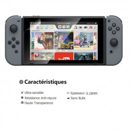 Film protecteur Protection pour Nintendo Switch