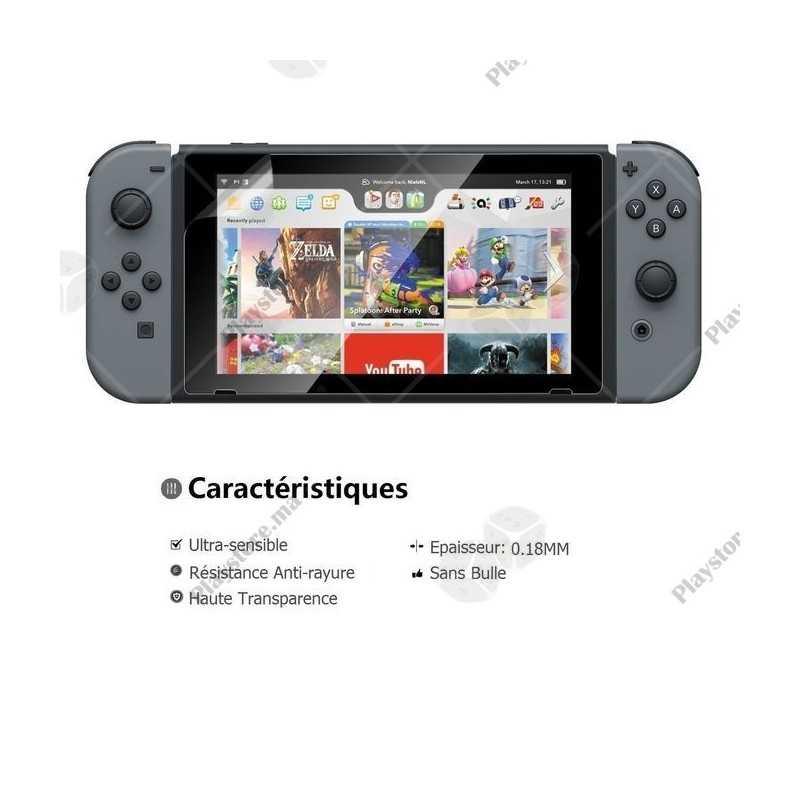 Film protecteur Protection pour Nintendo Switch