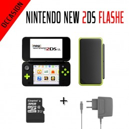Nintendo New 2DS XL FLASHE...