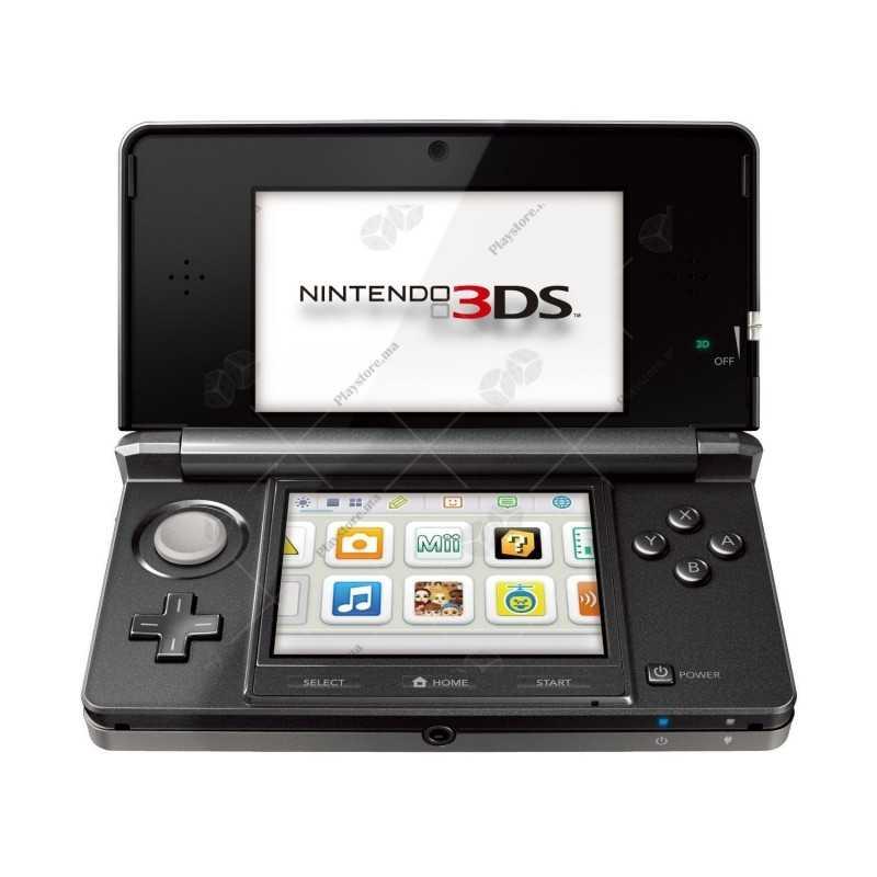 Console Nintendo 3DS - noir