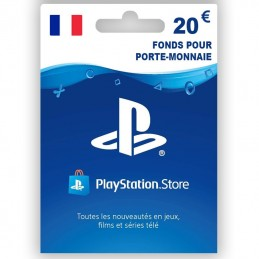 Playstation Store 20 Euro...