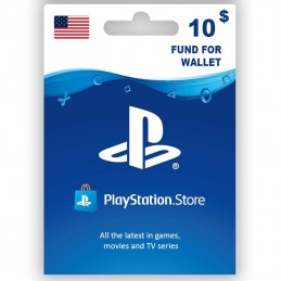 PlayStation Store 10 Dollar...
