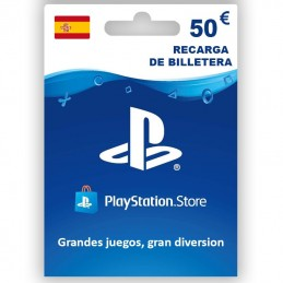 PlayStation Store 50 Euro...