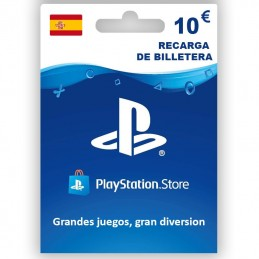Playstation Store 10 Euro...