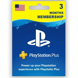Abonnement PlayStation Plus...