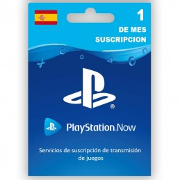 PlayStation Now 1 Mois...