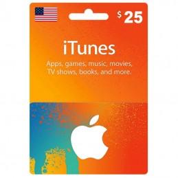 iTunes Store 25 Dollar...
