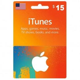 iTunes Store 15 Dollar...