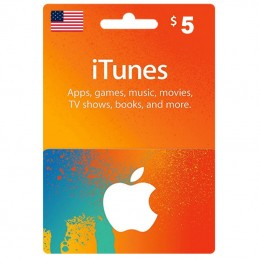 iTunes Store 5 Dollar (USA)...
