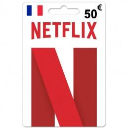 Netflix 50 Euro France