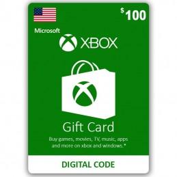 Xbox Live 100 Dollar (USA)