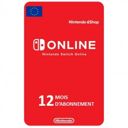 Nintendo Switch Online 12...