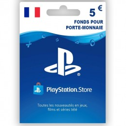 PlayStation Store 5 Euro...