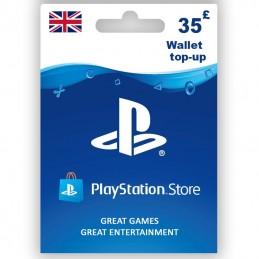 PlayStation Store 35£ (UK)...