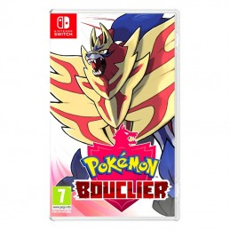 Pokémon Bouclier Switch