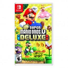 Super Mario Bros .U Deluxe...