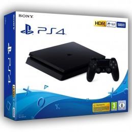 PS4 Slim 500 GB - Noir