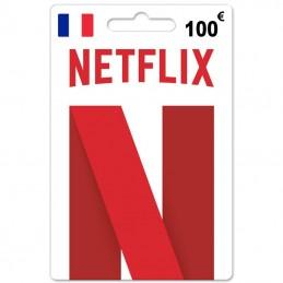 Netflix 100 Euro France