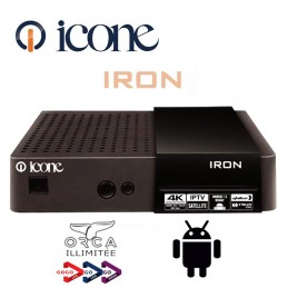 icone IRON Andriod...
