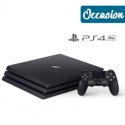 Ps4 Pro 1 To Noire (Occasion)