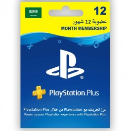 PlayStation Plus 12 mois...