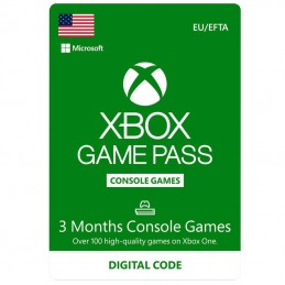 Xbox Game Pass 3 Month (USA)