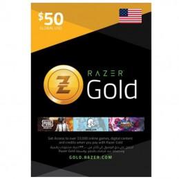 Razer Gold 50 Dollar (USA)