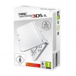New 3DS XL Blanche