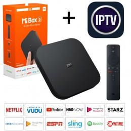 XIAOMI Mi  4K  + IPTV