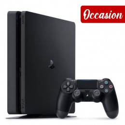 PS4 Slim 1 Tb - Noir Occasion