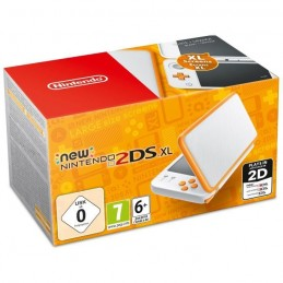New Nintendo 2DS XL Blanche...