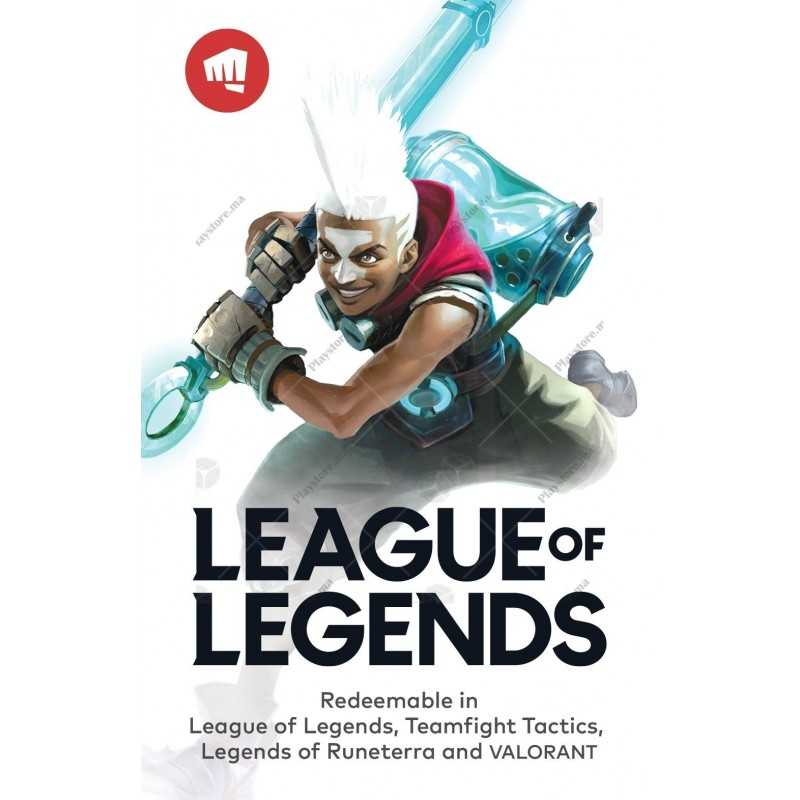 League of Legends (Lol) 20 Euro France