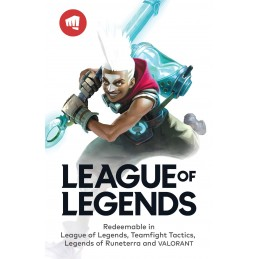 League of Legends (Lol) 10 Euro France