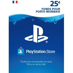PlayStation Store 25 Euro...