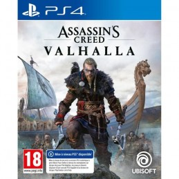 Assassin's Creed Valhalla Edition Standard Jeu PS4