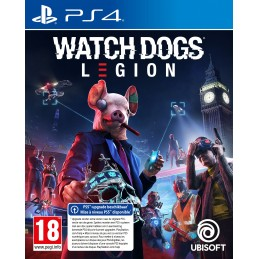Watch Dogs Legion Jeu PS4