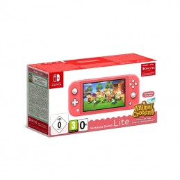 Nintendo Switch Lite Corail...