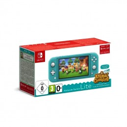Nintendo Switch Lite Turquoise Animal Crossing  New Horizon 3 mois abonnement