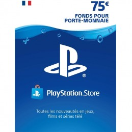 Playstation Store 75 Euro...