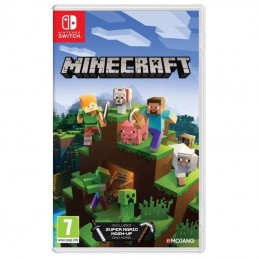 Minecraft Jeu switch
