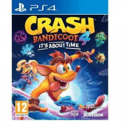 Crash Bandicoot 4  It's...