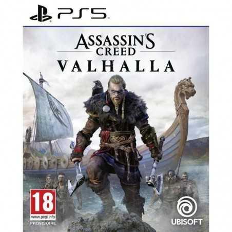Assassin's Creed Valhalla Jeu PS5