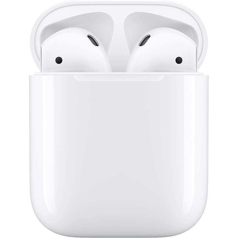 Apple AirPods avec boîtier de charge filaire