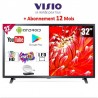 """Visio 32"""" Smart Tv ANDROID"""