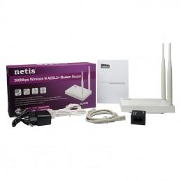 Netis DL4323 Routeur WIFI modem ADSL