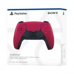Manette PS5 DualSense Cosmic Red - PlayStation Officiel