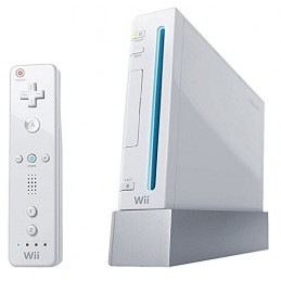 Console Wii occasion...