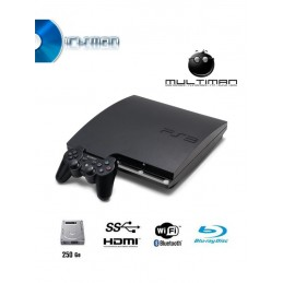 Playstation 3 slim ps3 250gb